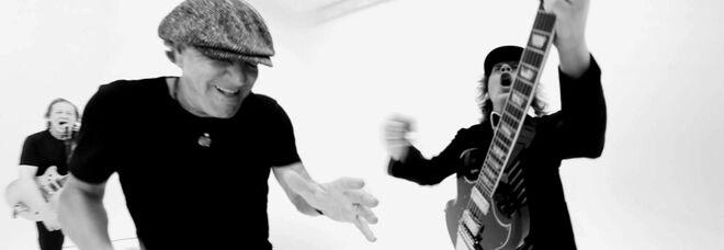 AC/DC, on line il nuovo video di Realize