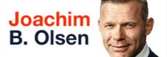 Joachim Olsen, il deputato e la campagna elettorale su Pornhub: «Quando avrai finito di masturbarti, votami»