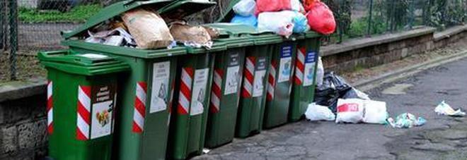 Famiglia investe un sacco della spazzatura con il furgoncino e scopre che contiene un milione in contanti