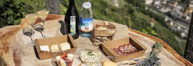 Valchiavenna a tutto gusto: sei escursioni con formula picnic nelle Alpi lombarde