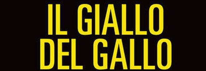 """""""Il giallo del gallo"""", un rompicapo per il pigro Mineo. Le """"indagini involontarie"""" del commissario creato da Bozzi, l'autore di Fiorello"""