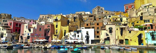 Procida capitale per un anno: nel 2022 qui si festeggia la cultura italiana