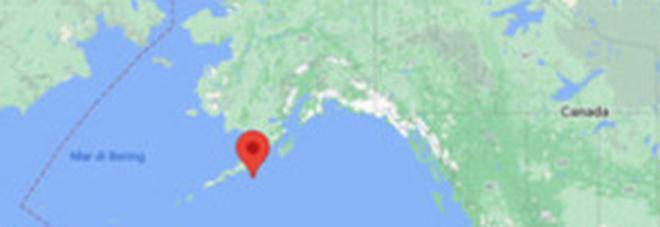 Terremoto, spaventoso magnitudo 8.2 in Alaska: è allarme tsunami negli Usa. Raffica di scosse di assestamento