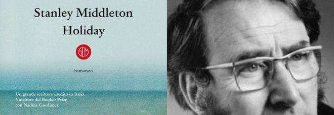 Holiday, Stanley Middleton e una vacanza per far ripartire una coppia in crisi: il libro mai tradotto prima in italiano