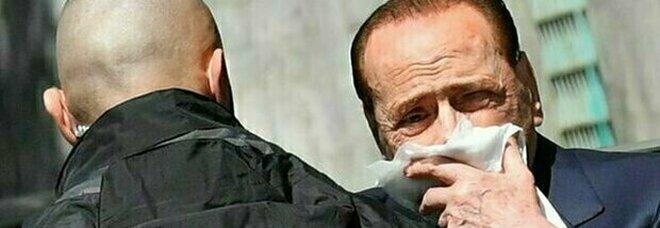 Berlusconi di nuovo in ospedale, controlli al San Raffaele poi rientro ad Arcore