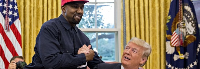 Kanye West sfida Trump e si candida, i Kardashian puntano alla Casa Bianca