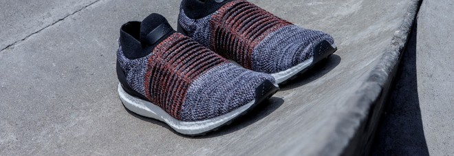 adidas scarpe running senza lacci