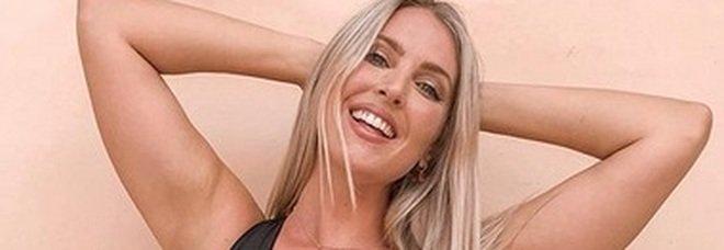 Laura Brioschi, la modella curvy che coccola la cellulite: «Così ho imparato ad amare il mio corpo»