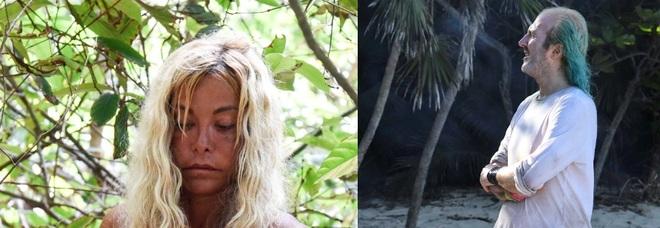 Isola 2021, Ubaldo aggredisce in diretta Vera Gemma e le urla: «Stai zitta!», deve intervenire Rosolino