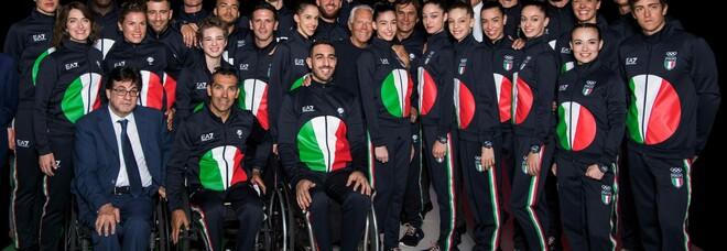 """Armani continua a """"firmare"""" lo sport: vestirà l'Italia alle Olimpiadi di Tokyo 2021 e ai Giochi invernali di Pechino 2022"""