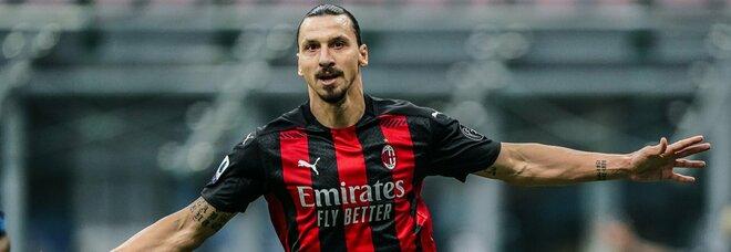 Super Ibra, Inter al tappeto 2-1 e Milan primo da solo