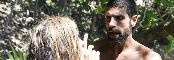 Isola 2021, Gilles al veleno con Fariba: «Truccata non la riconosco». Zorzi lo stuzzica: «Sei arrogante»