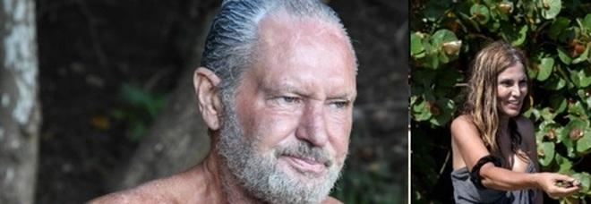 Isola 2021, bruttissimo gesto di Paul Gascoigne contro Fariba. L'indignazione di Giulia Salemi: «Che schifo!»