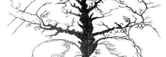 Quante Facce Vedete Nel Disegno Lillusione Ottica Fa Impazzire Il Web