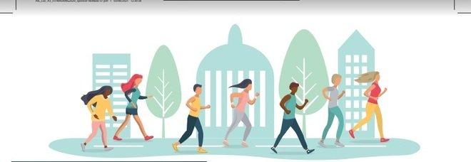 Torna la Fitwalking for AIL: la camminata solidale per sostenere i pazienti affetti da tumori al sangue