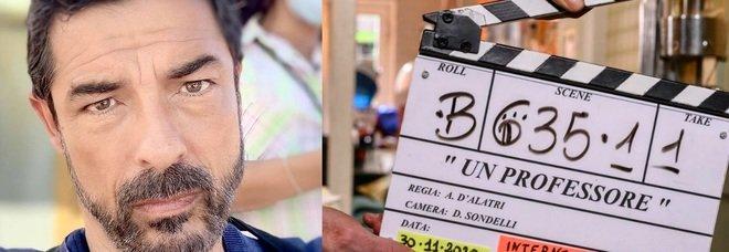 """Alessandro Gassmann e Claudia Pandolfi saranno i protagonisti di """"Un Professore"""". Al via le riprese"""