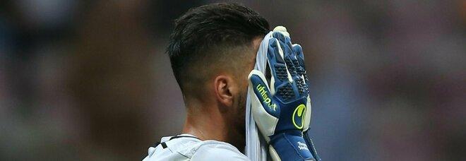 Una papera di Strakosha condanna la Lazio, a Istanbul finisce 1-0 per il Galatasaray