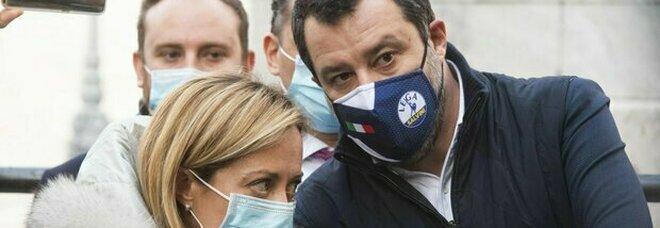 Crisi di governo, il centrodestra: «Elezioni subito». Il Pd: «Iv, gravissimo errore contro l'Italia»