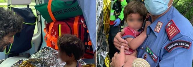 Nicola ritrovato vivo: «Sta bene». Era in una scarpata a 3 chilometri da casa, scoperto dall'inviato de La vita in diretta. Aperta un'indagine