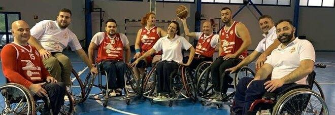 Basket in carrozzina e per ragazzi disabili, la squadra senza fondi dopo il Covid: il web si mobilita per salvarla