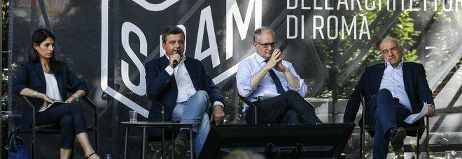 Roma, Michetti abbandona il confronto tra i candidati sindaco: «È rissa me ne vado»