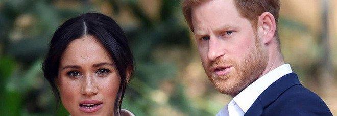 Filippo, Harry a Londra per i funerali del nonno sabato 17 al castello di Windsor. Meghan resta negli Usa