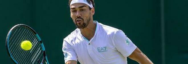 Tokyo 2020: tennis, Fognini non tradisce e avanza nel torneo