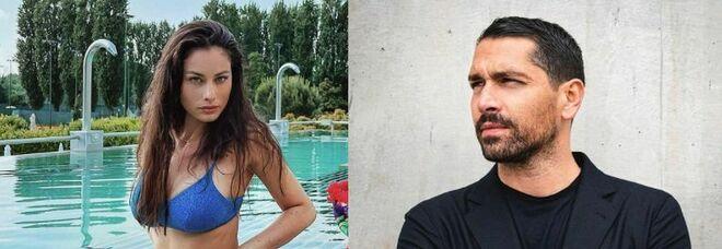 Marica Pellegrinelli e Marco Borriello nuova coppia? Atteggiamenti affettuosi e di intesa