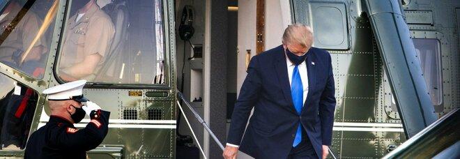 Covid, Trump in ospedale: terapia con il Remdesivir. Contagiato il capo della campagna elettorale