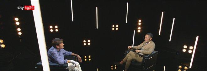 """Sky Tg24, da lunedì per il ciclo interviste stories: """"Essere Gianni Morandi"""""""