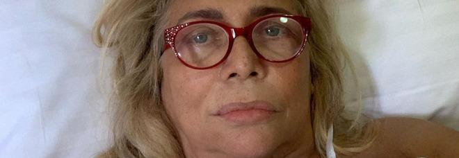 Paura per Mara Venier, in ospedale con la flebo: «Ho perso completamente la sensibilità...»