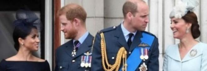Kate Middleton e William, nuovo strappo di Meghan Markle e Harry: «Stavolta è definitivo»