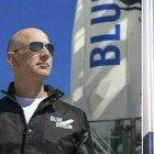 Jeff Bezos, la Blue Origin è pronta a partire: nel mirino il record del rivale Sir Richard Branson