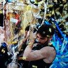 Gilles Rocca e Lucrezia Lando sono i vincitori di Ballando con le Stelle. Paolo Conticini e Veera Kinnunen secondi classificati