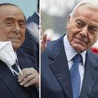 Silvio Berlusconi al San Raffaele, le rassicurazione sulla sua salute da Gianni Letta e Alberto Zangrillo: «Sta bene»