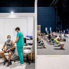 Vaccini Lazio, cambia il piano richiami