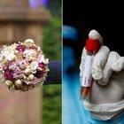 Focolaio ad un matrimonio, un intero Comune rischia di finire in zona rossa