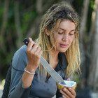 Isola 2021, Miryea stremata: «Ho troppa fame» scoppia in lacrime e lascia la Palapa