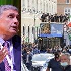 Covid, Guido Silvestri sui festeggiamenti per la nazionale: «Da fuori l'Italia sembra una gabbia di matti»