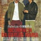 Fabrizio Corona con il figlio Carlos a Milano (Chi)