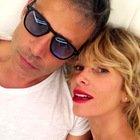 Alessia Marcuzzi single: «Ha lasciato il marito Paolo Calabresi durante la quarantena»