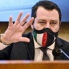 Salvini: «Lockdown a Pasqua? Parlarne oggi irrispettoso per gli italiani». Ira Zingaretti