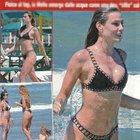 Dayane Mello in bikini a Forte dei Marmi (Vero)
