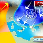 Meteo, in arrivo il grande gelo dalla Russia: temperature in picchiata