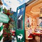Austria, ecco la Fondue-Gondel: ex cabina di una funivia oggi riadattata a stube