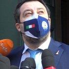 Salvini: «Se ha i numeri venga in Parlamento, se no alle urne»