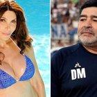 Carmen di Pietro e Maradona: «La nostra storia d'amore segreta»