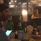 Andrea Iannone e Giulia De Lellis fidanzati? Eccoli a cena insieme in un ristorante di Milano