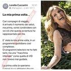 L'addio della Cuccarini contro Matano:«Maschilista»