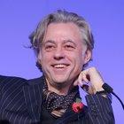 "Roma, Bob Geldof a ""casa"" di John Keats: «La sua poesia è sexy e rock»"